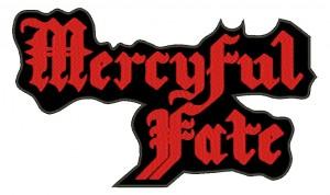 Patch Grande Mercyful Fate Logo