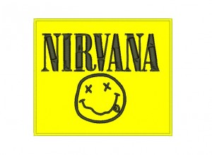 Patch Nirvana Yellow