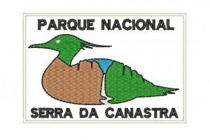 Patch Viagem Serra da Canastra - Logo